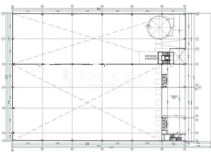 Nave logística en alquiler de 3.808 m² - Prat de Llobregat, Barcelona. 11