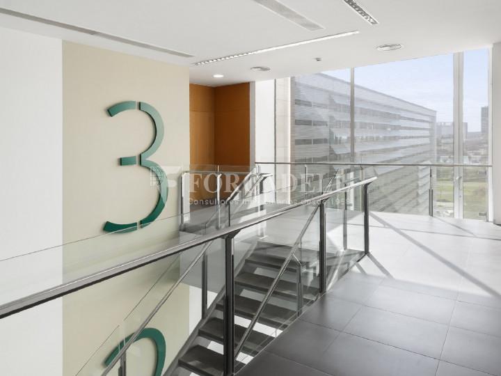 Oficina en lloguer ubicada a Viladecans Business Park. #16