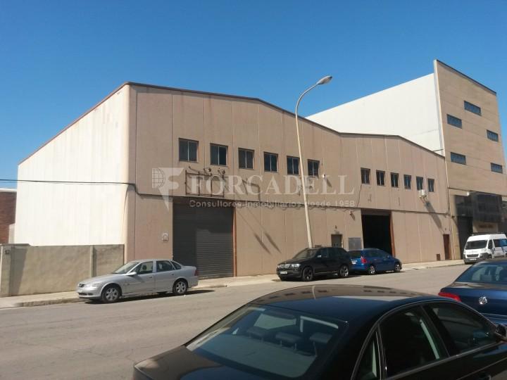 Nau industrial en lloguer de 838,54 m² - Hospitalet de Llobregat, Barcelona #1
