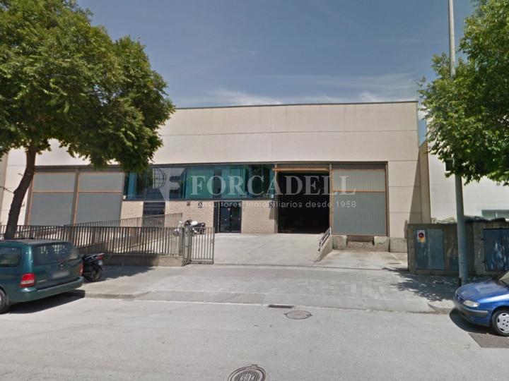 Nau industrial en lloguer de 631 m² - Pol. Ind. Gran via Sud Cod. 14616  1