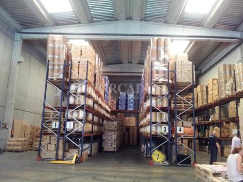 Nau industrial en lloguer de 631 m² - Pol. Ind. Gran via Sud Cod. 14616  2