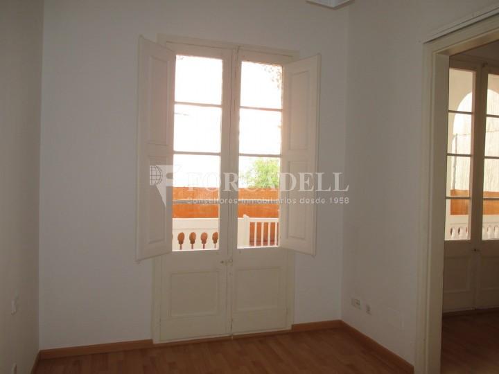 Pis de lloguer de dos dormitoris i terrass en el c bertran de barcelona forcadell residencial - Lloguer pis barcelona particular ...