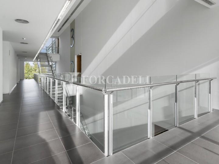 Oficina disponible en alquiler ubicada en Viladecans Business Park. 10