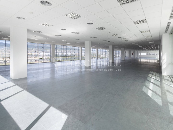 Oficina disponible en lloguer situada a Viladecans Business Park. #12