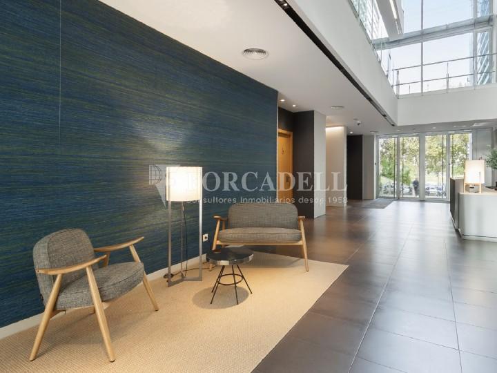 Oficina disponible en alquiler ubicada en Viladecans Business Park. 4