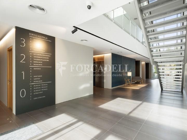 Oficina disponible en alquiler ubicada en Viladecans Business Park. 5