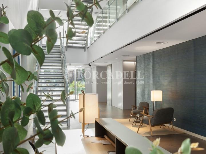 Oficina disponible en alquiler ubicada en Viladecans Business Park. 8