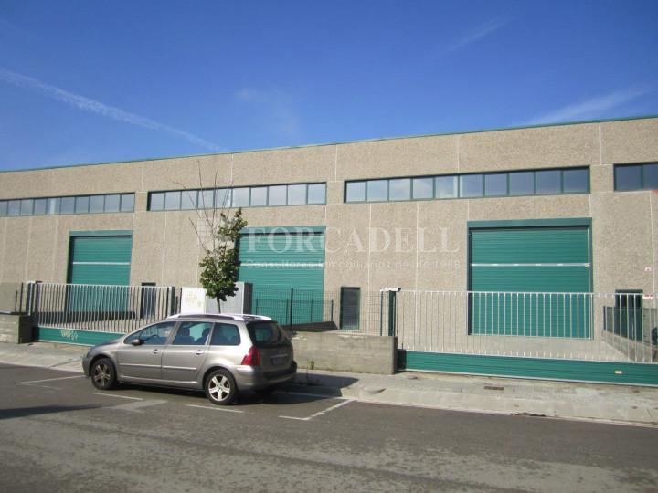 Nau industrial en lloguer de 650 m² - La Roca del Vallès, Barcelona  #1