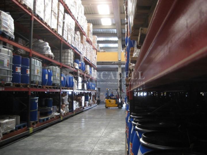 Nave logística en alquiler de 2.731 m² - Santa Perpetua de Mogoda, Barcelona 8