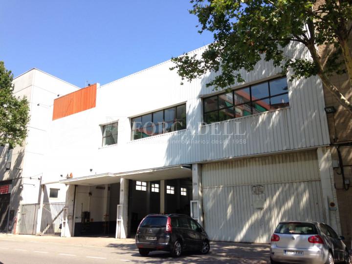 Nave industrial - logística en alquiler de 4.770 m² - Barcelona. 1