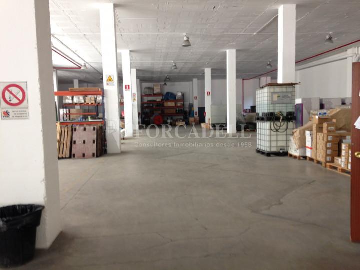 Nave industrial - logística en alquiler de 4.770 m² - Barcelona. 3