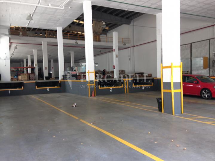 Nave industrial - logística en alquiler de 4.770 m² - Barcelona. 4