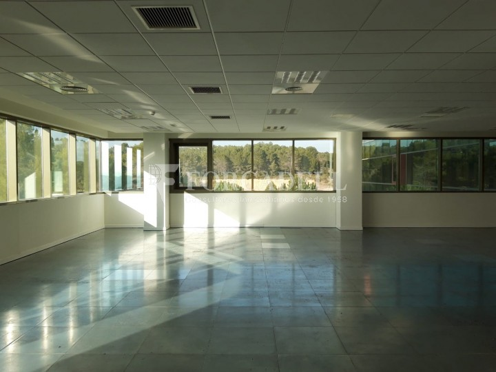 Oficina al Vallsolana Business Park. Sant Cugat del Vallès. #8