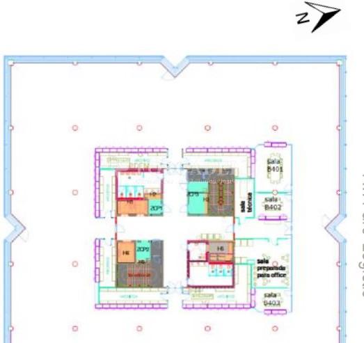 Oficina per llogar al Parc Logístic de la Zona Franca. #11