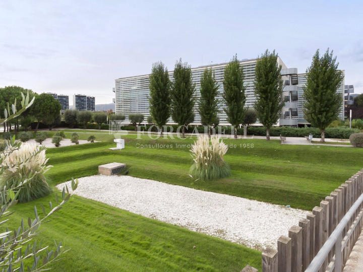 Oficina disponible en alquiler ubicada en Viladecans Business Park. 17