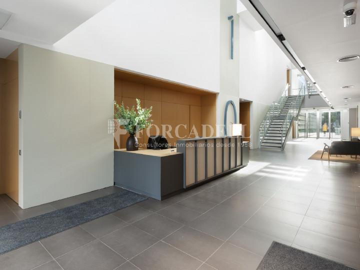 Oficina disponible en alquiler ubicada en Viladecans Business Park. 7