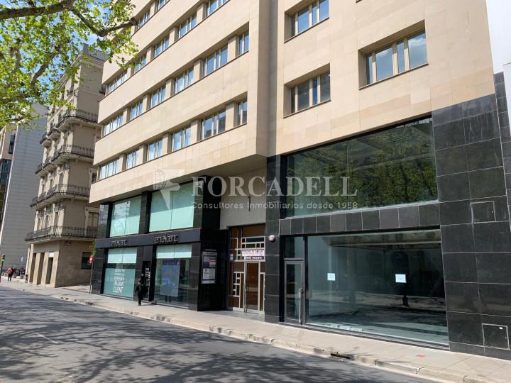 Local en el centro de Lleida, en alquiler. Lleida.  #1