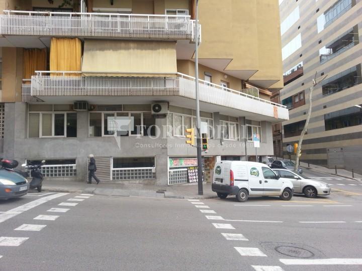 Local oficina en el Baix Guinardó, en alquiler. Barcelona. Cod 17946 1