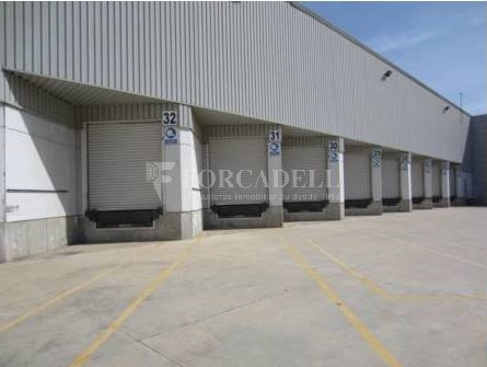 Nau logística de lloguer de 8.555,44 m²  -Subirats, Barcelona.  #1