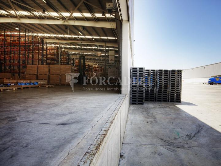Nau logística de lloguer de 8.555,44 m²  -Subirats, Barcelona.  #5