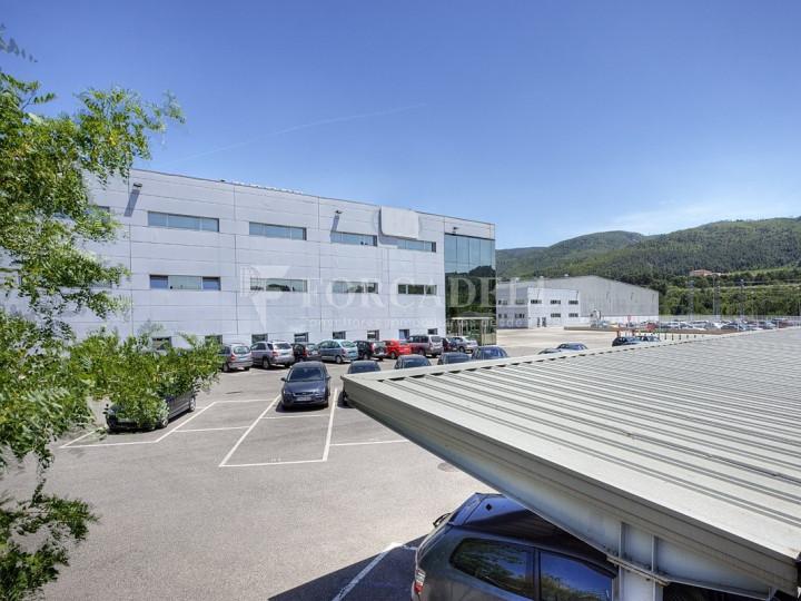 Nau logística de lloguer de 8.555,44 m²  -Subirats, Barcelona.  #7