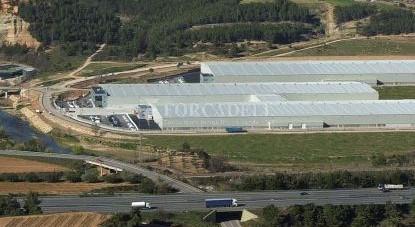 Nau logística de lloguer de 8.555,44 m²  -Subirats, Barcelona.  #9