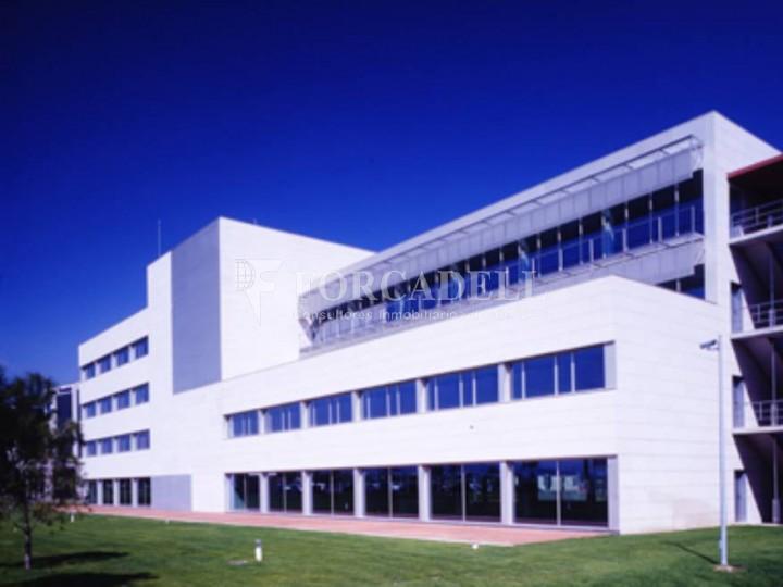 Oficina per llogar al Parc Empresarial Mas Blau. Ed. Muntadas II. El Prat de Llobregat.  1