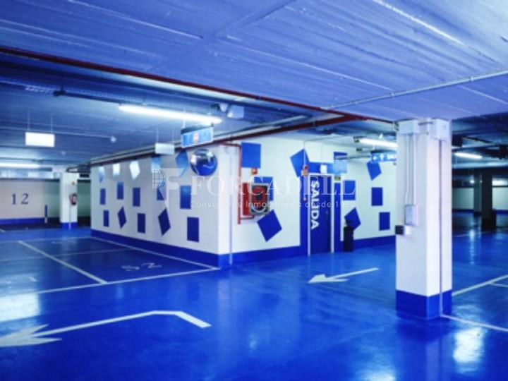 Oficina per llogar al Parc Empresarial Mas Blau. Ed. Muntadas II. El Prat de Llobregat.  7