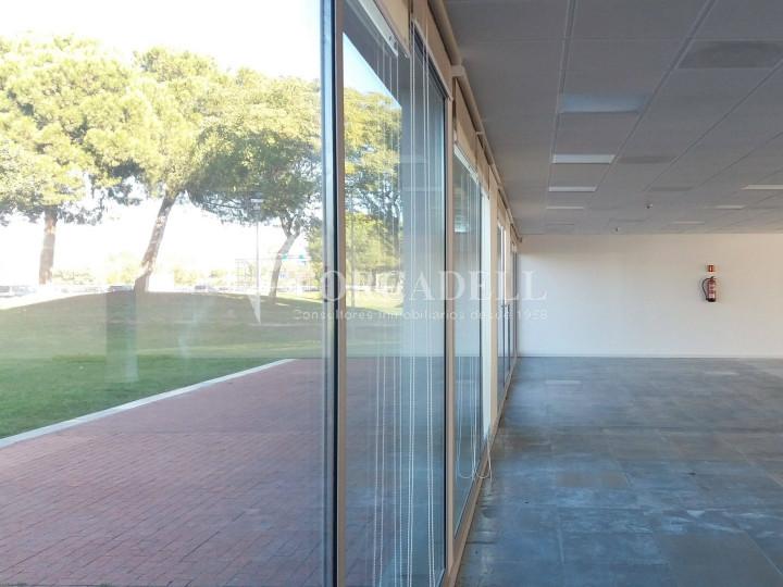 Oficina per llogar a l'edifici Muntadas II. El Prat de Llobregat.  13