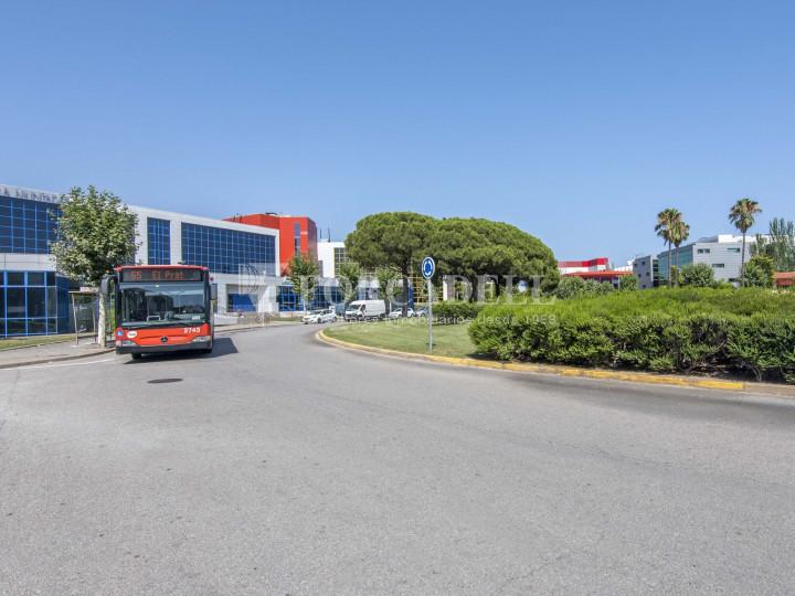Oficina per llogar a l'edifici Muntadas II. El Prat de Llobregat.  15