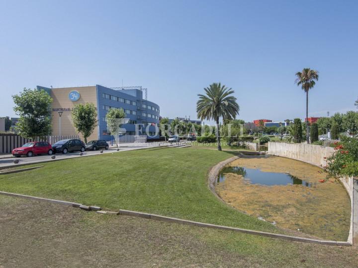 Oficina per llogar a l'edifici Muntadas II. El Prat de Llobregat.  16