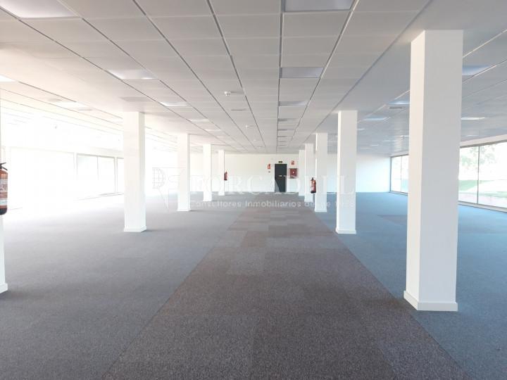 Oficina per llogar a l'edifici Muntadas II. El Prat de Llobregat.  18