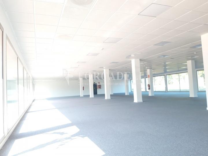 Oficina per llogar a l'edifici Muntadas II. El Prat de Llobregat.  19