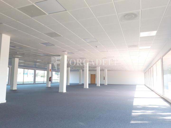Oficina per llogar a l'edifici Muntadas II. El Prat de Llobregat.  8