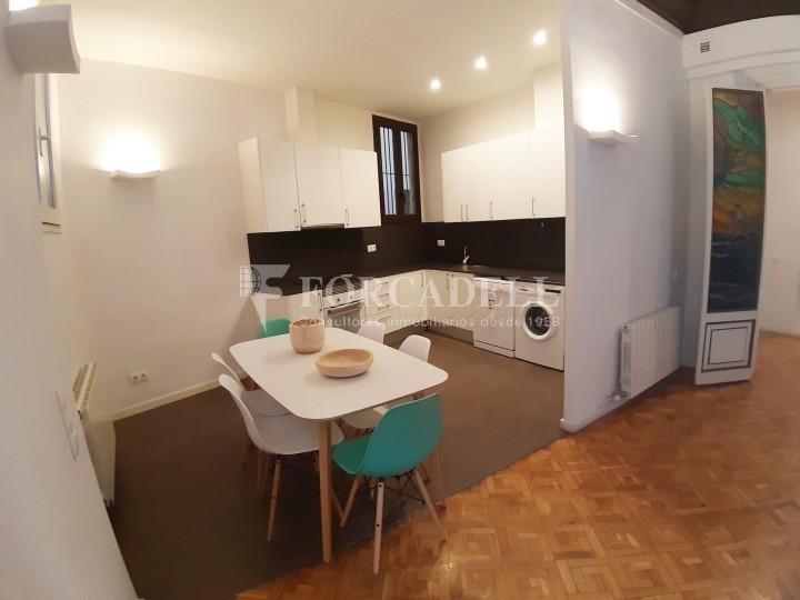 Piso en alquiler reformado en calle portaferrissa barcelona a18298 forcadell residencial - Alquiler pisos barcelona particulares amueblado ...