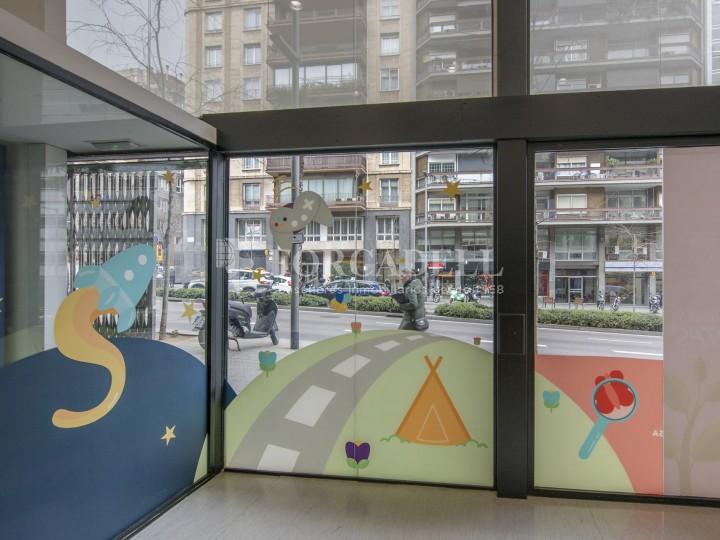 Local comercial a Ronda General Mitre amb carrer Muntaner. Barcelona. #32