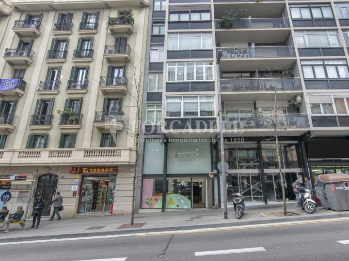 Local comercial a Ronda General Mitre amb carrer Muntaner. Barcelona. #33