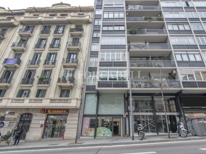 Local comercial a Ronda General Mitre amb carrer Muntaner. Barcelona. #34