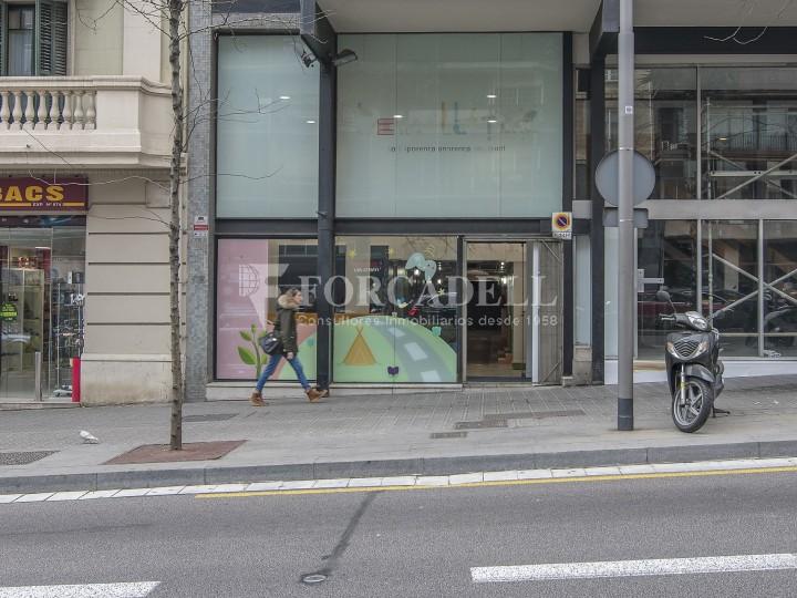 Local comercial a Ronda General Mitre amb carrer Muntaner. Barcelona. #35