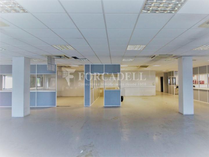 Oficina en lloguer en edifici corporatiu situat en el Prat del Llobregat.  #2