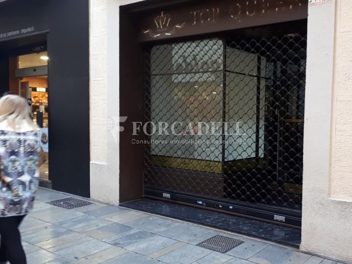 Local comercial en lloguer situat al centre de Mataró. Barcelona.  #2
