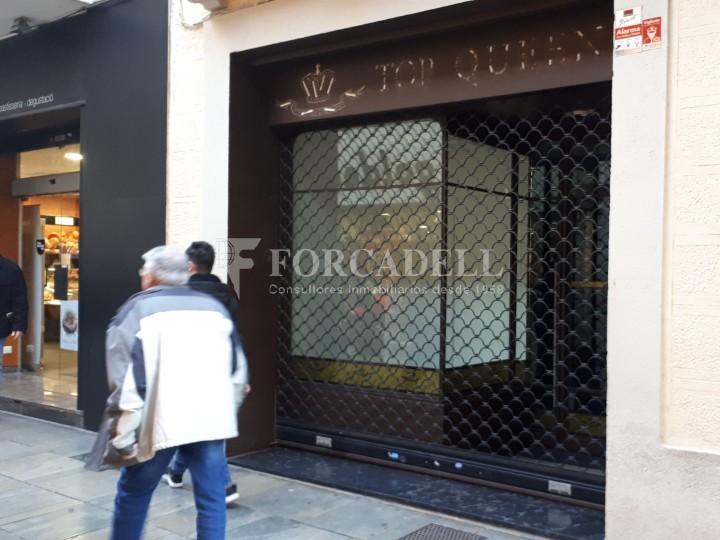 Local comercial en lloguer situat al centre de Mataró. Barcelona.  #12