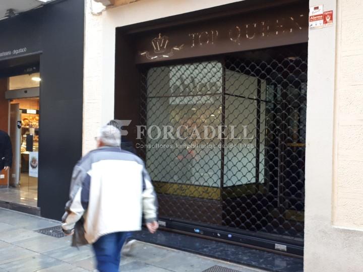Local comercial en lloguer situat al centre de Mataró. Barcelona.  #13