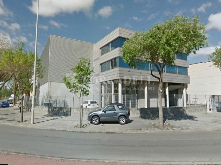 Nau industrial en lloguer de 1363 m² - Hospitalet de Llobregat, Barcelona 1