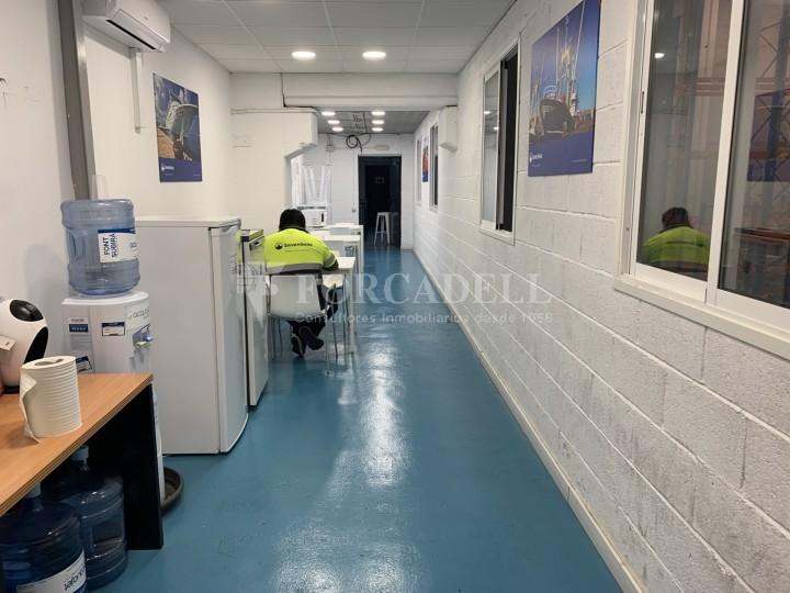 Nau industrial en lloguer de 1363 m² - Hospitalet de Llobregat, Barcelona 15