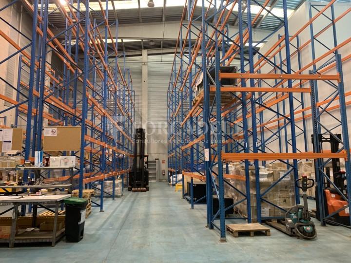 Nau industrial en lloguer de 1363 m² - Hospitalet de Llobregat, Barcelona 2