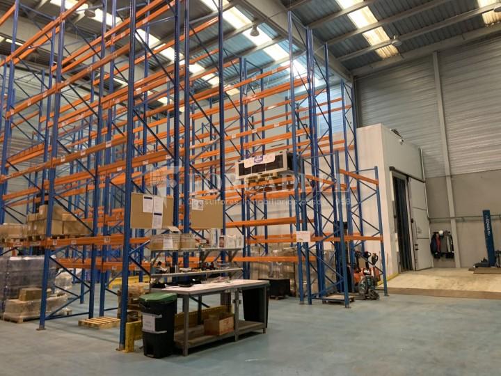 Nau industrial en lloguer de 1363 m² - Hospitalet de Llobregat, Barcelona 3
