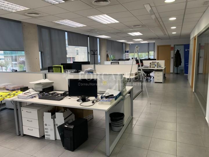 Nau industrial en lloguer de 1363 m² - Hospitalet de Llobregat, Barcelona 7