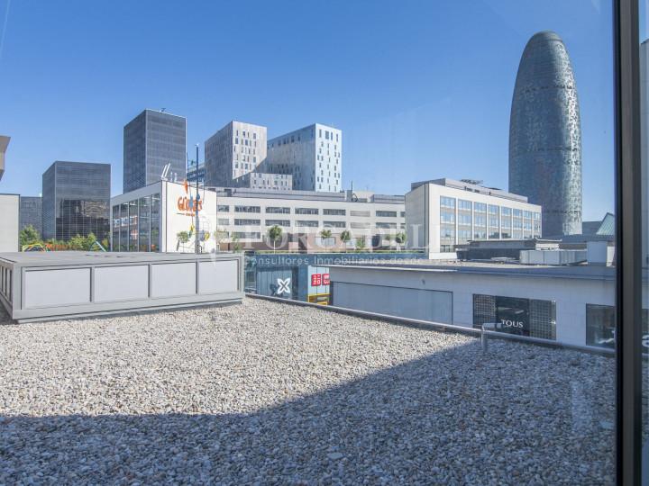 Oficina en lloguer pròxima a Les Glòries. Nous Districtes de Negocis. Barcelona. 34