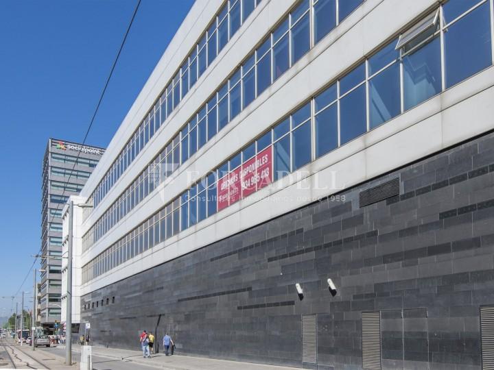 Oficina en lloguer pròxima a Les Glòries. Nous Districtes de Negocis. Barcelona. #46